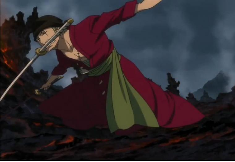 Special One Piece Film Z Roronoa Zoro Namixluffy