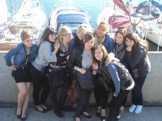 # Espagne 2012 avec elles, plus que parfait. ♥