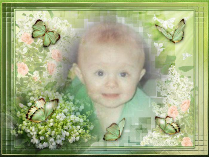 Pour  mon neveu Brandon & ma nièce de coeur Cassandra.