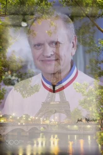 Joël Roblochon, le plus grand chefs de cuisine par le monde !