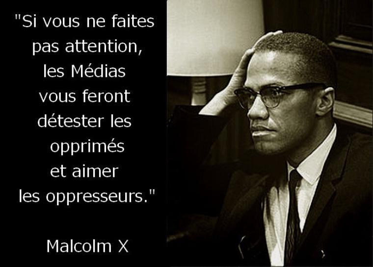 Citation De Malcolm X Mon Blog Ma Liberte De Penser
