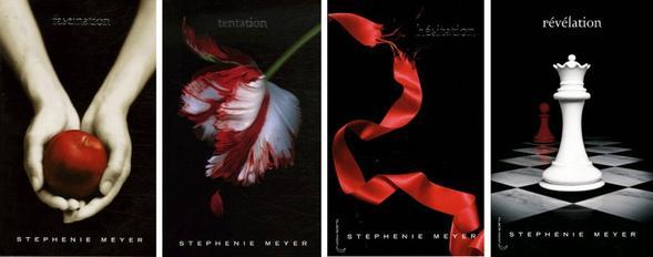 La saga Twilight - Stephenie Meyer