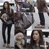 . 10 Avril 2010 : Ashley, sa mère, Alyson & Amanda Michalka sont allées faire du shopping dans Vancouver. .