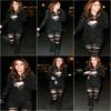 *   07.02.10 -  Miley va dîner sans son beau prince charmant *