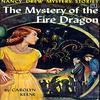"Nancy Drew - tome 38""The Mystery of the Fire Dragon"" (Alice et le dragon de feu) - 1961"