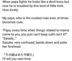 Sasuke Shinden spoils
