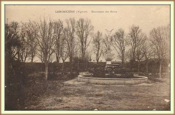 LAMORICIERE : Photo dénichée sur Delcampe