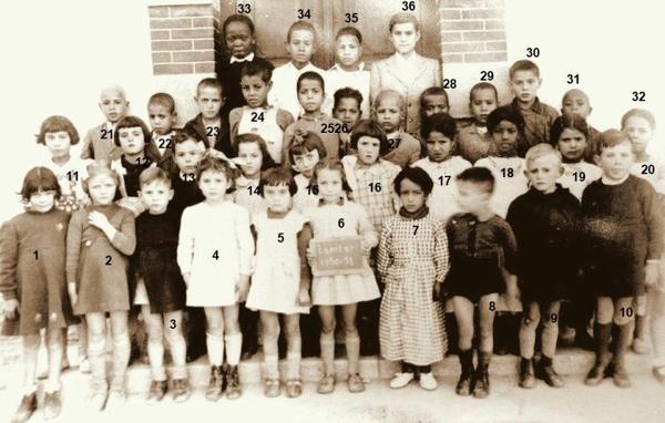 LAMTAR : Photos de classe de Rosita GONZALES
