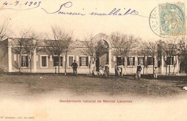 MERCIER LACOMBE : Carte postale
