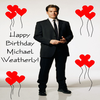 Michael Weatherly Birthday
