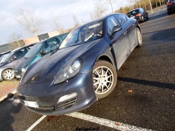 Porsche Panamera (Diesel)