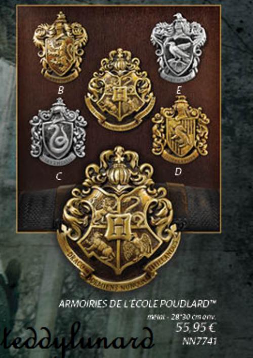 Nouveauté NobleCollection Harry Potter !!!!!