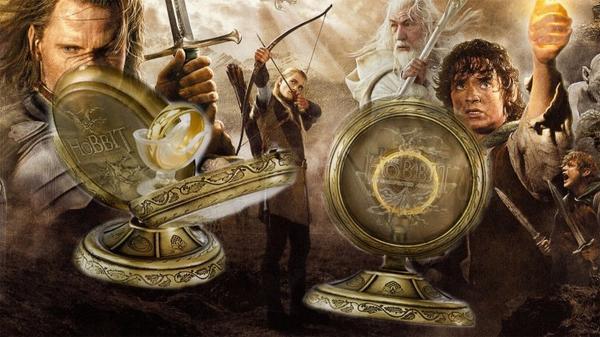 Anneau unique The Hobbit/ Seigneur des Anneaux