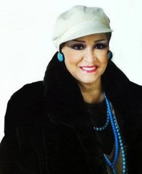 نتيجة بحث الصور عن وردة الجزائرية بالحجاب