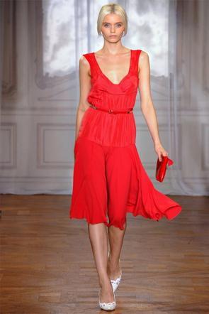 Suite de la Fashion Week à Paris avec Nina Ricci !!! ♥