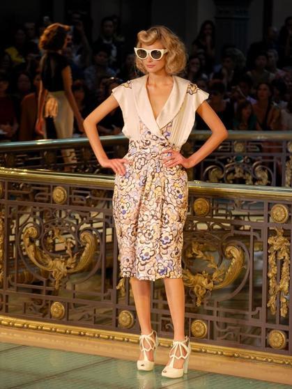 Suite de la Fashion Week à Paris avec Tsumori Chisato !!!♥