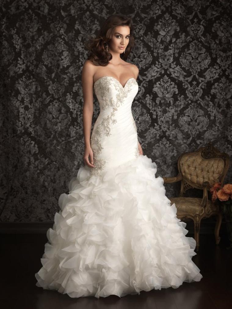 ALLURE BRIDALS SPRING 2013