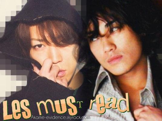 Les ''must-read'' du fandome Akame ~ <3