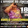 """""""Awilo Longomba live au ZENITH DE PARIS le 18 octobre"""