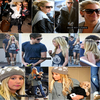 . Jeudi 30 Octobre : Ashley se rend à l'aéroport LAX pour préparer son show du lendemain.  Lundi O2 Novembre : Ashley & Zac Efron sont allés manger au Paty's restaurant à Burbank.  Mardi O3 Novembre : Ashley, sa mère et Maui à Sherman Oaks. Bizarre ce look ... Up or down ?! .
