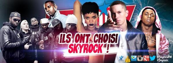 Concerts Skyrock