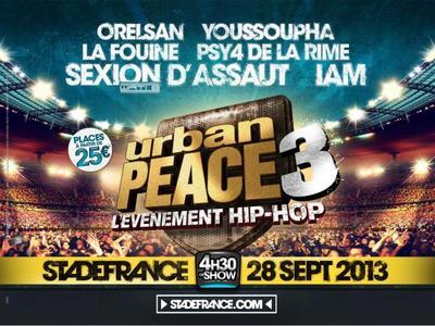 LA ROULETTE - Urban Peace 3