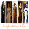 --  Les différentes tenues de Rose  --