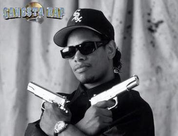 Le Gangsta Rap