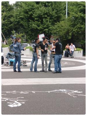 DAY 7 : Shin-Okubô, Yoyogi & Odaiba