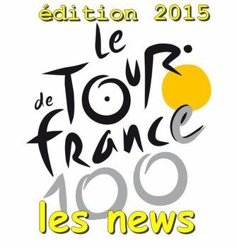 Les news de l'édition 2015