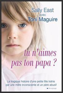 Tu n'aimes pas ton papa ?  -  Sally East avec Toni Maguire