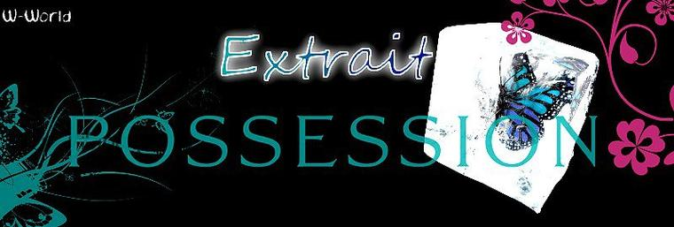 Extrait : Possession