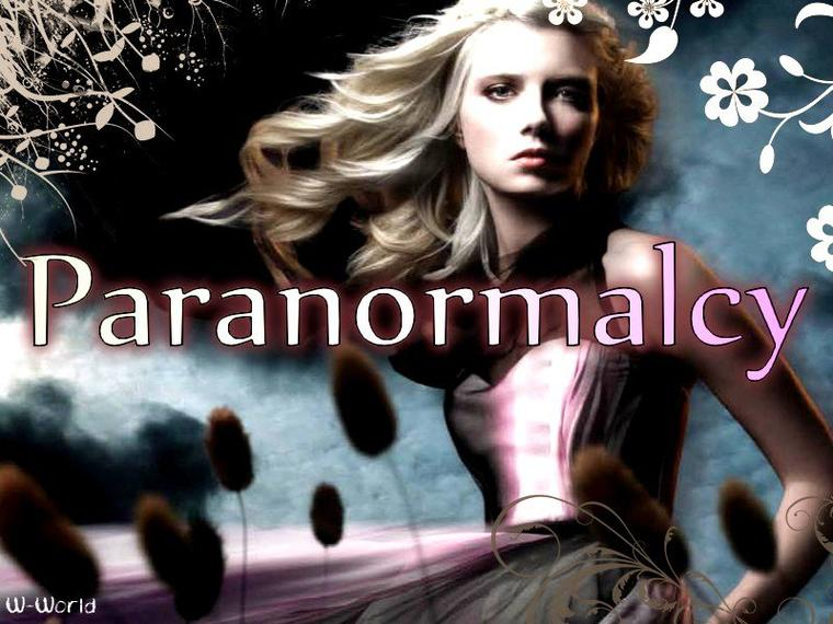 Paranormalcy Tome 1 : Paranormalcy