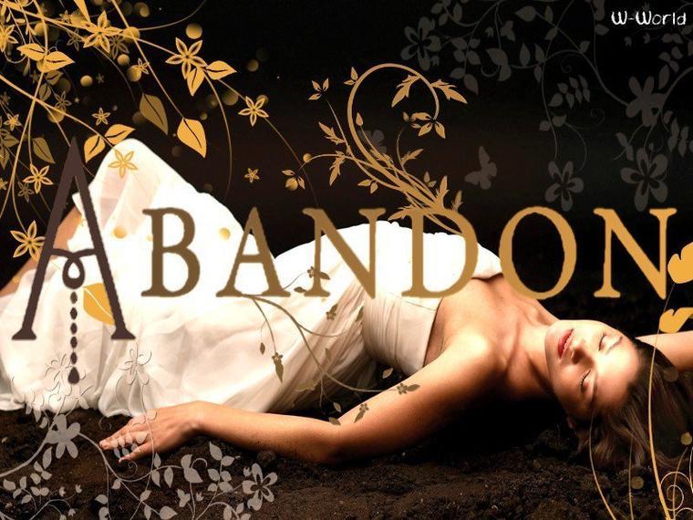Abandon Trilogy Tome 1 : Abandon