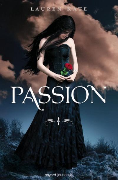 Extrait VF : Damnés Tome 3 - Passion