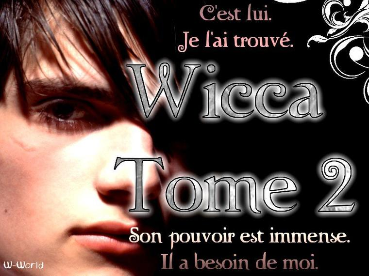 Wicca Tome 2 : Le Danger