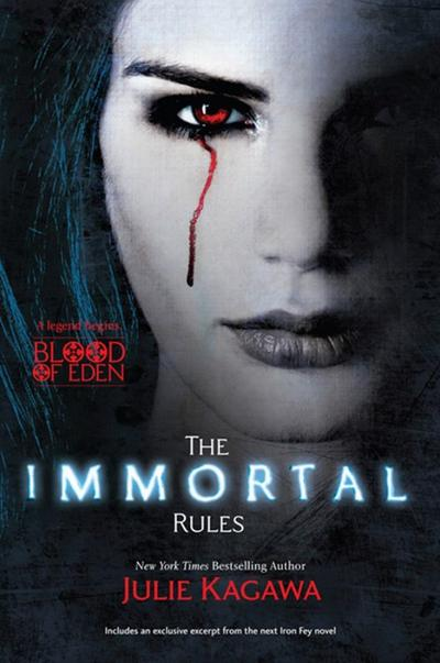 Trailer : The Immortal Rules de Julie Kagawa