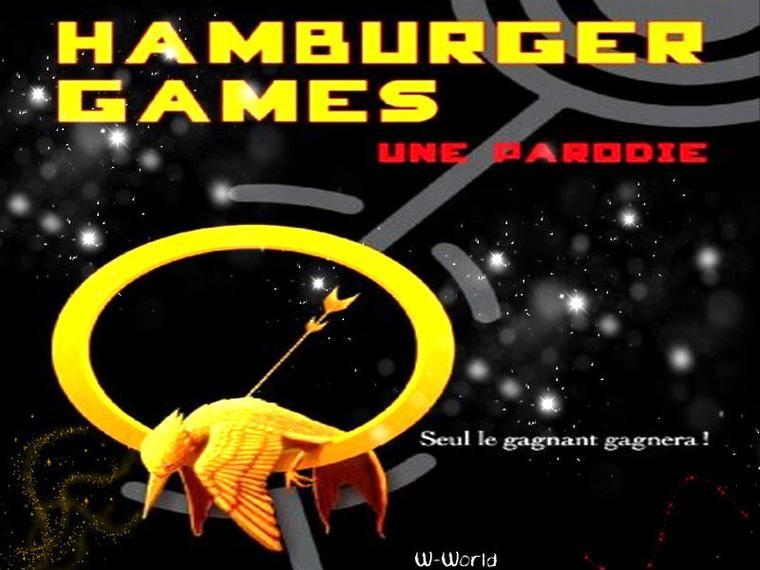 Hamburger Games ( Une Parodie )