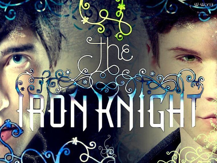The Iron Fey Book Four : The Iron Knight