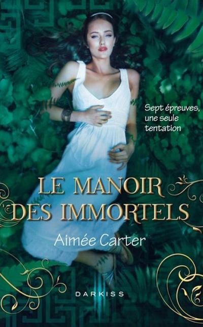 Extrait : Le Destin D'une Déesse Tome 1 - Le Manoir Des Immortels