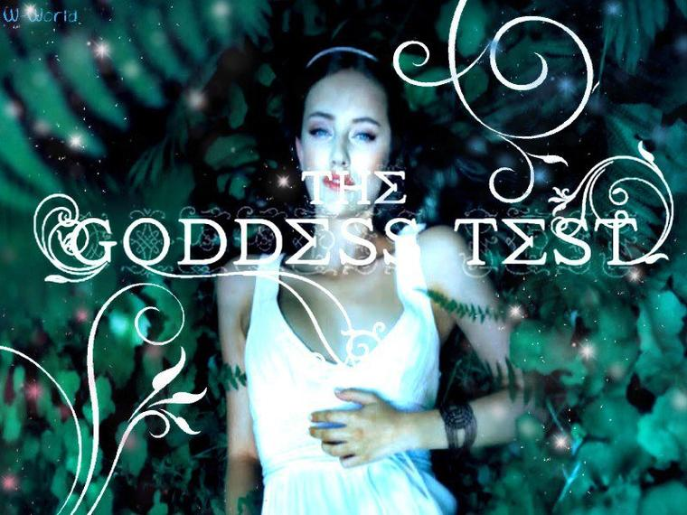The Goddess Test Tome 1 : The Goddess Test