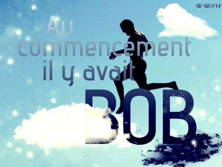 Au Commencement Il Y Avait Bob ( sous-titre : Dieu A Mal Au Crâne )