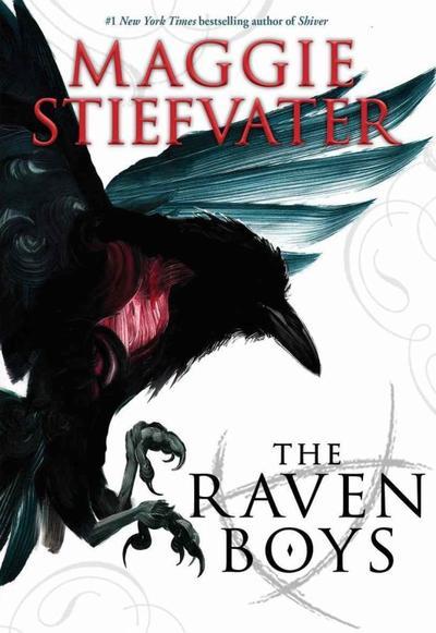 Trailer : The Raven Boys de Maggie Stiefvater
