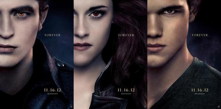 Bande-annonce : Twilight Chapitre 5 - Révélation 2ème Partie