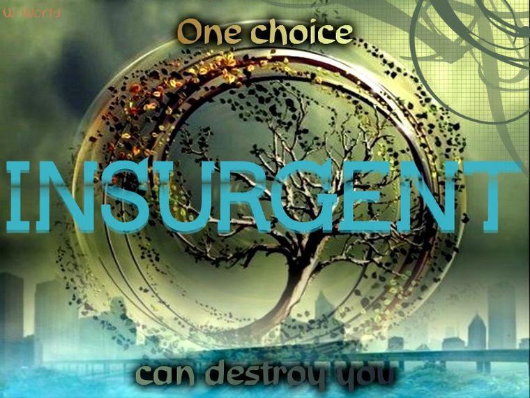 Divergent Tome 2 : Insurgent