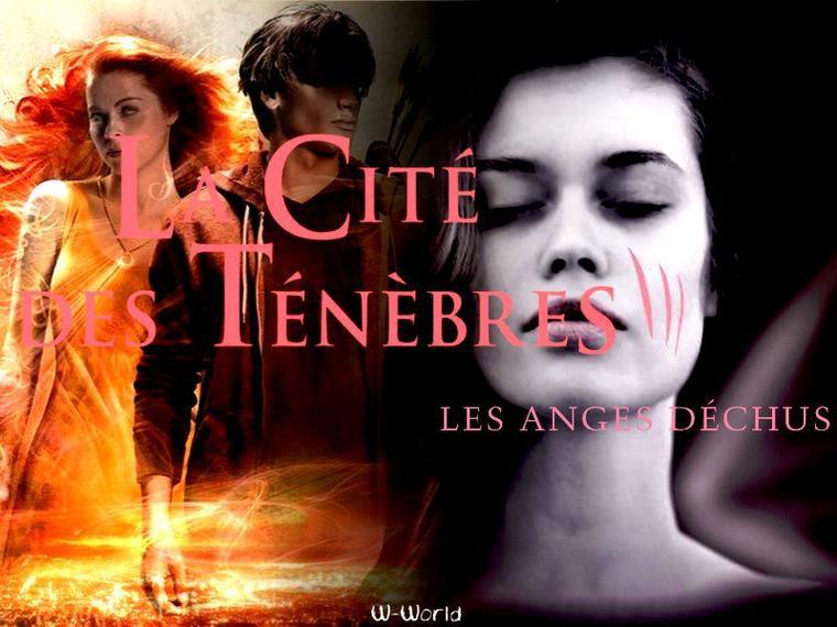 La Cité Des Ténèbres Tome 4 : Les Anges Déchus