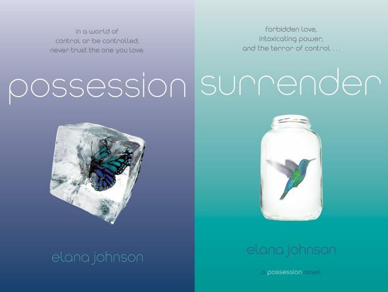Couverture : Possession Tome 3 - Abandon d'Elana Johnson