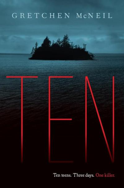 Trailer : TEN de Gretchen McNeil