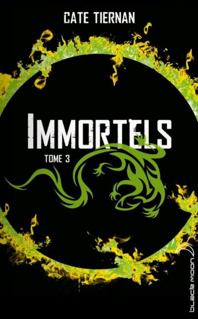 Extrait : Immortels Tome 3 - La Guerre de Cate Tiernan