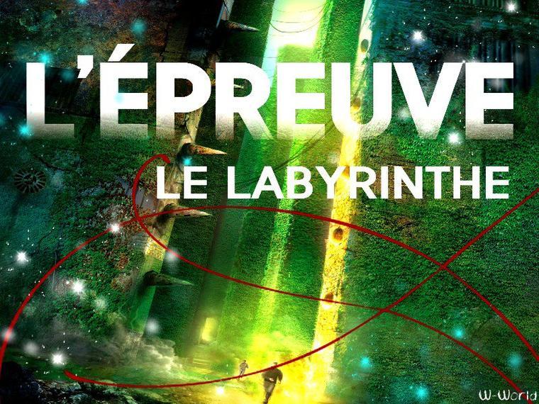 L'épreuve Tome 1 : Le Labyrinthe